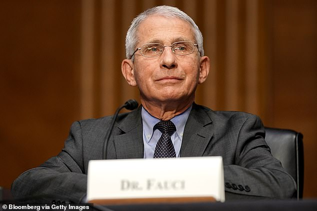 Dr. AnthonyFauci under fire for revelations in his released emails about COVID pandemic