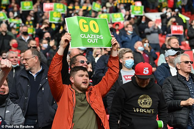 Now, Glazer has pledged fan votes in a bid to strengthen the relationship with supporters