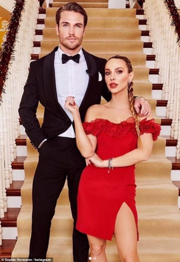 Over:The DJ, 31, and the German beauty, 34, have parted ways, according to The Sun, despite appearing to go from strength-to-strength on recent episodes of Made In Chelsea