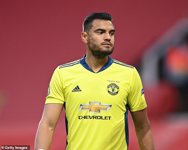 Manchester United have released eight players including goalkeeper Sergio Romero