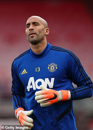 United are also in discussions with Lee Grant regarding a new contract
