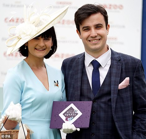 The Style Awards winners during day one of the Cazoo Derby Festival