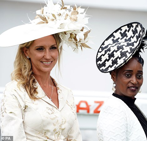 The Style Awards runners up during day one of the Cazoo Derby Festival