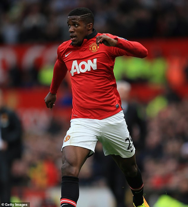 United inserted the sell-on clause into the deal when they sold Zaha back to Palace in 2015