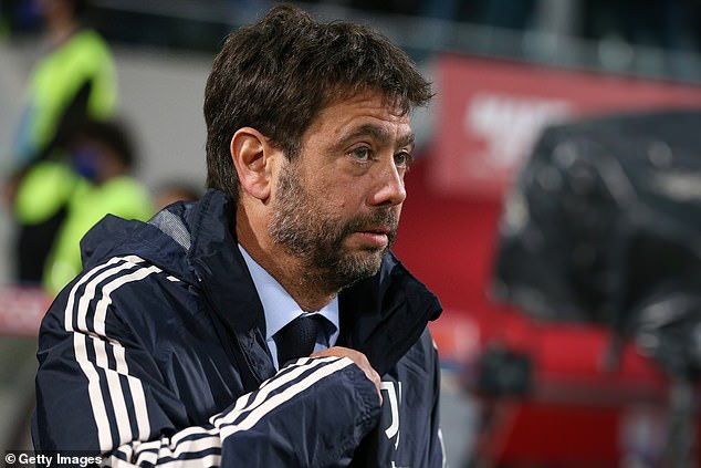Juventus chief Andrea Agnelli is determined to engineer change in European football
