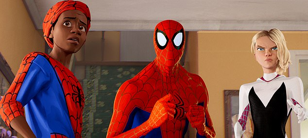 The actress joins original cast returnees Shameik Moore (Miles Morales/Spider-Man) and Hailee Steinfeld (Gwen Stacey/Spider-Gwen)