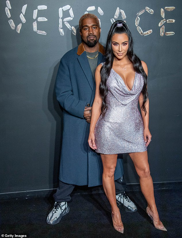Longtime couple: The former pair first met in the early 2000s and confirmed that they were dating in the spring of 2012; they are pictured in 2019