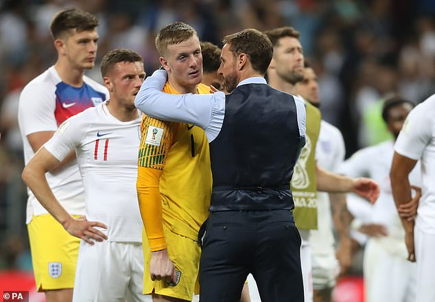 Gareth Southgate's England made it to the World Cup semi-final but lost 2-1 to Croatia