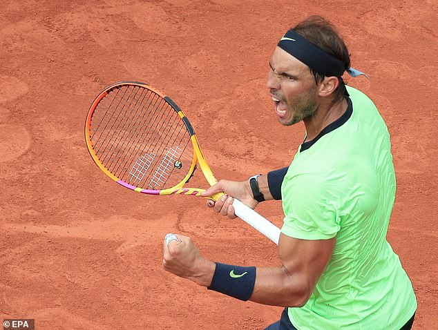 Rafael Nadal recorded his third third-round victory over Cameron Norrie this year