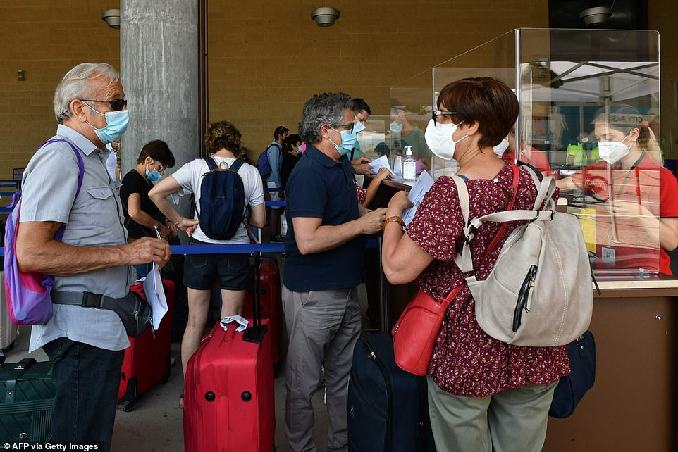 Currently, some visitors - including those from the UK - are allowed into Venice quarantine-free if they can present a negative PCR or anti-gen test within less than 48 hours upon their arrival. However, Italy is currently on the UK's amber list, meaning foreign travel the country is not allowed by the government