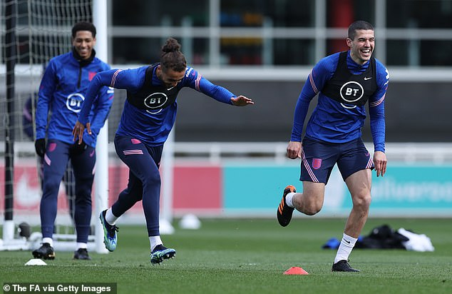 The aim is to remove the burdens that previously seemed to weigh heavy on England players