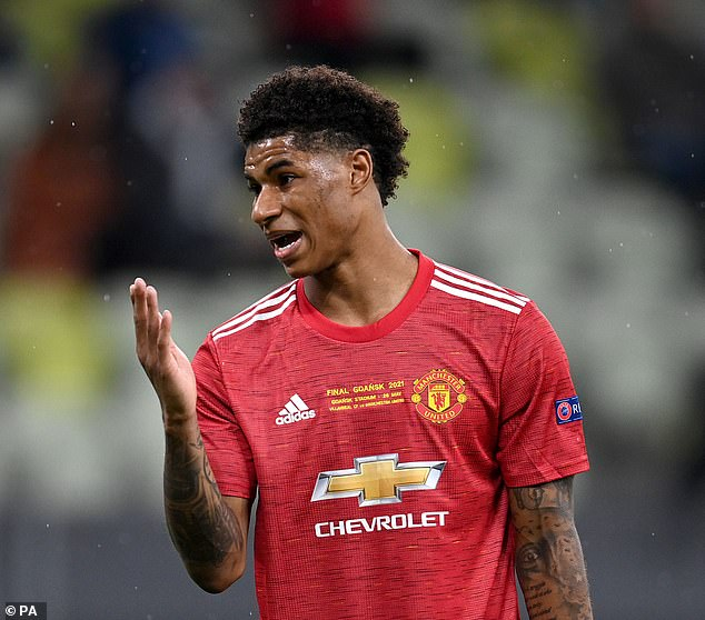 Manchester United are fearful that Marcus Rashford may miss the start of next season