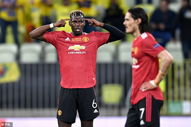 United will have to pay in excess of the £89m they paid to get Paul Pogba to sign Sancho
