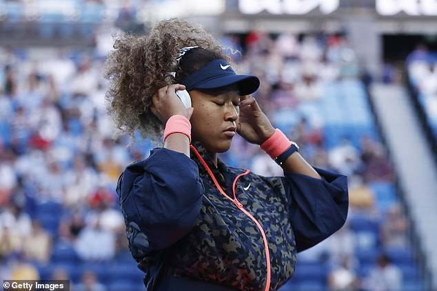 It is not yet known when Osaka will return to the court as she takes a break from Tennis