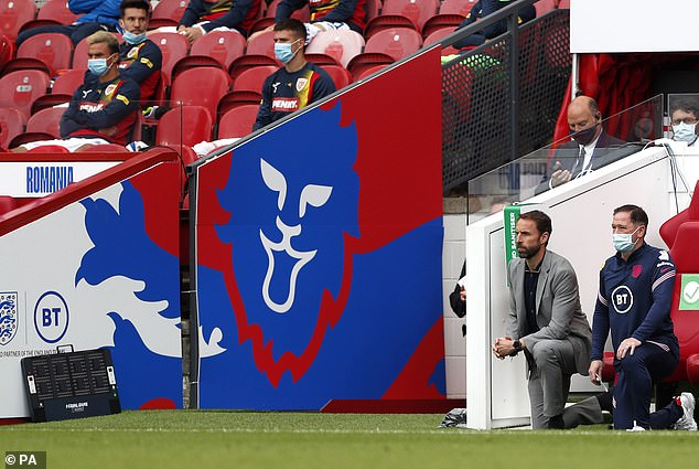 Ferdinand added that manager Gareth Southgate and his players have made it clear that the gesture is not political and is adopted to highlight racial and social injustice