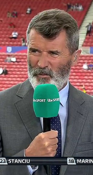 Roy Keane says he must do more to claim starting spot