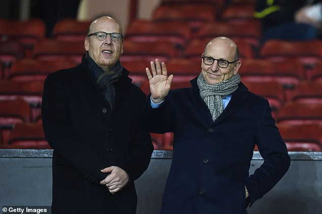 The Glazers' previous failure to invest has been the source of discontent among supporters