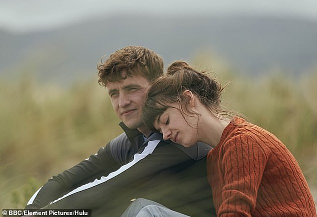 Worldwide success: The actors have won acclaim all over the world for their portrayal of friends-turned-lovers Marianne and Connell in the drama