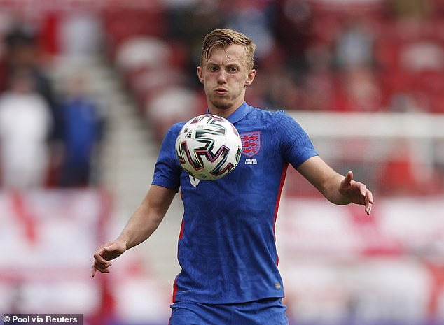 James Ward-Prowse is one of several backups looking to replace Trent Alexander-Arnold