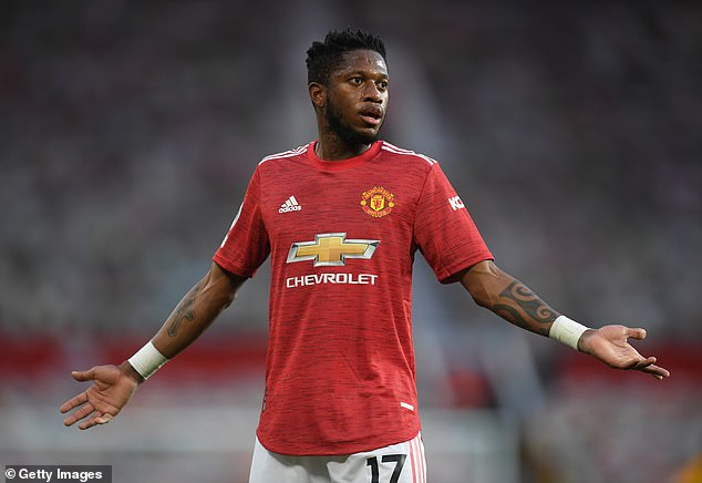 Fred believes Manchester United had a 'great season' despite failing to win a trophy once again