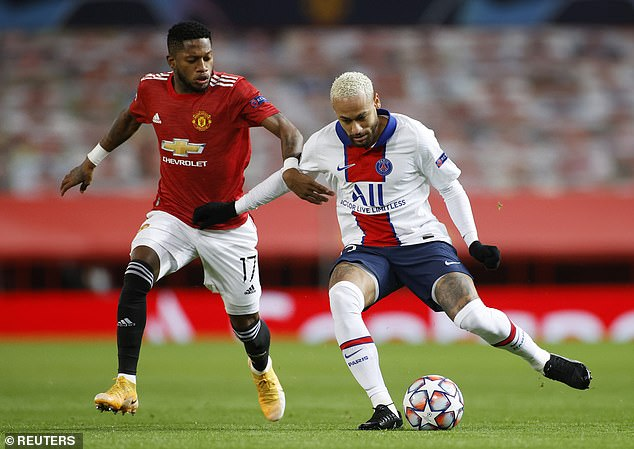 Fred was a regular in midfield across all competitions and made 48 appearances last season