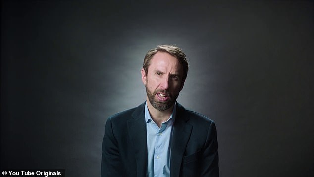 Gareth Southgate has opened up on the need to 'survive' in the 'man's world' of senior football