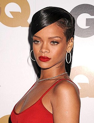 The Hipgnosis portfolio contains close to 65,000 songs in his listed fund, by artists such as Rihanna (pictured)