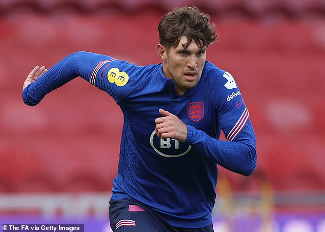 John Stones must be ready to be the key figure at the heart of the defence this summer
