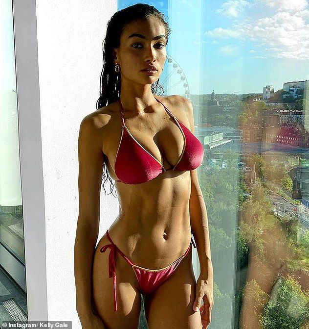 Response:'No [I haven't had breast implant surgery]. The answer right now is no. In the future, that answer's going to change I'm pretty sure,' she said at the time