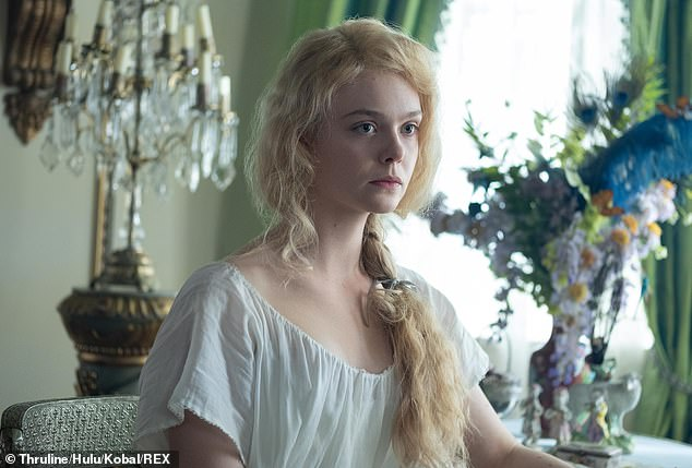 Star: Elle recently starred in the Channel 4 show The Great, where she took on the role of the titular character, the notorious Russian monarch Catherine The Great