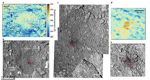 The 2,790-foot-wide Ryugu, has boulders with 'an average porosity of greater than 70 percent, a level as high as early planetismals