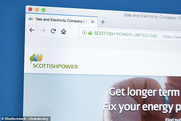 A consumer was having problems getting a refund from Scottish Power after overpaying them