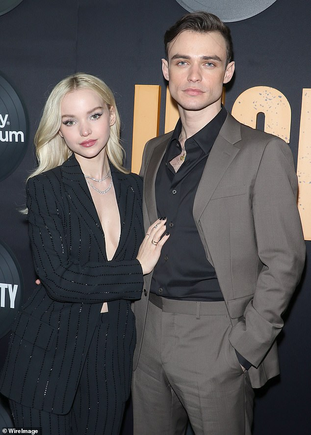 'The breakup f**ked me up':Dove Cameron got real about her painful separation during an interview with Entertainment Tonight