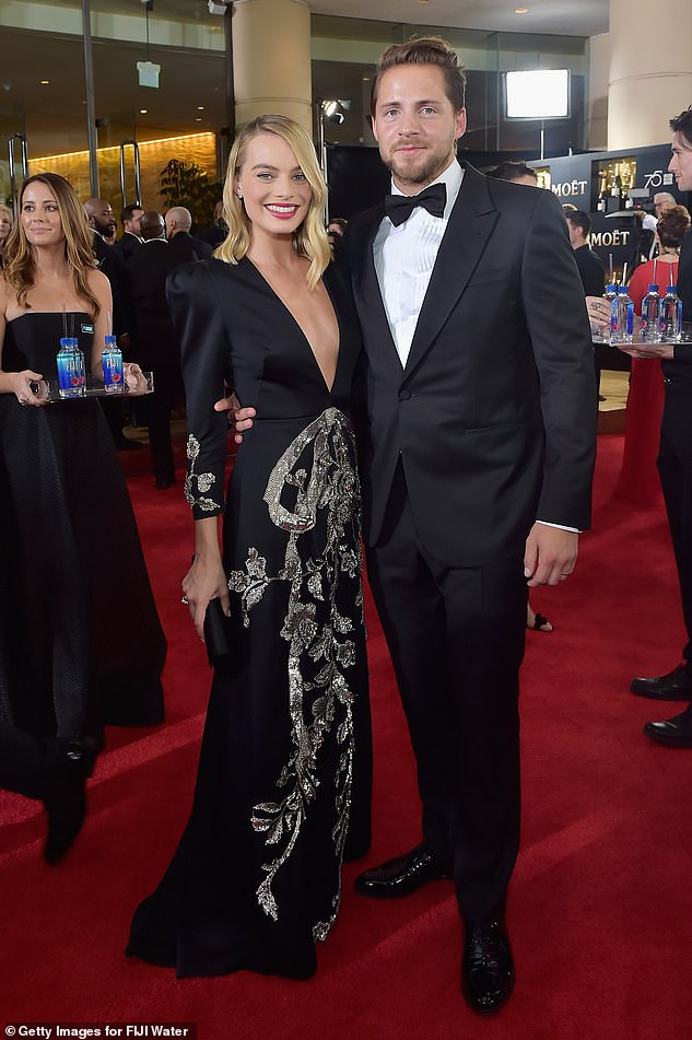 A $6.5million mistake?The Hollywood couple (pictured at the Golden Globes inJanuary 2018) spent $6.5million on the land in 2019, but are now being warned they've made a grave mistake