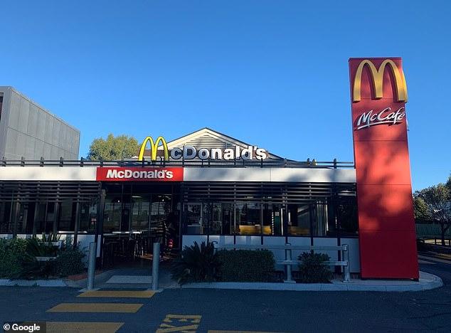 The woman visitedGoondiwindi McDonalds on June 5 between 7.35am - 7.50am