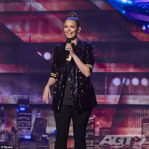 Coming soon! Australia's Got Talent will begin filming in the coming weeks and Channel Seven have put out a call-out for a live audience. Host Ricki-Lee Coulter (pictured) will return as host for the talent show