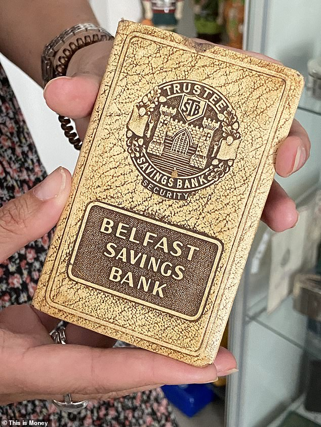 In the 1930s banks and building societies began offering savings book money boxes