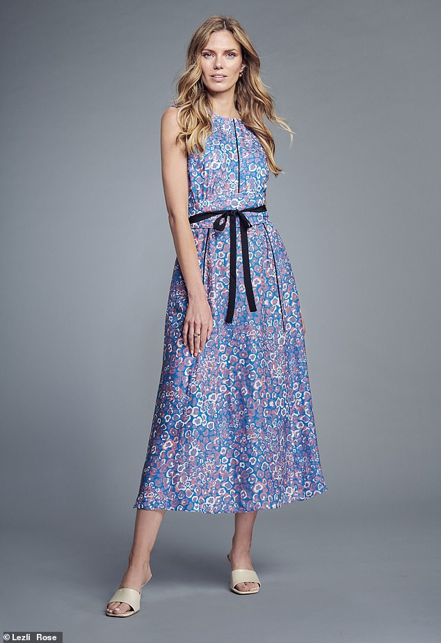 Rosie dress, £340, Cefinn Fenwick fenwick.co.uk.  on special