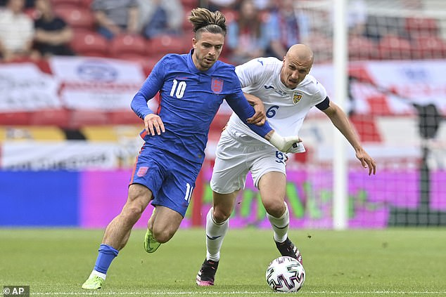 The midfielder is set to play an important role in Gareth Southgate's side at Euro 2020