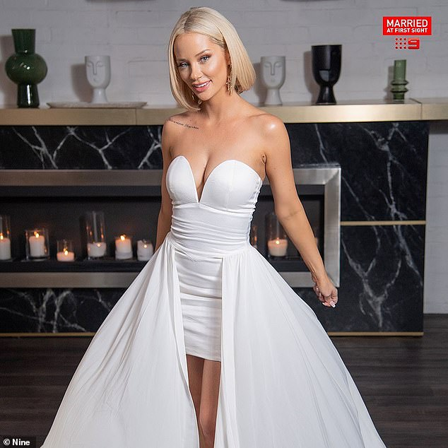 Notorious:Jessika starred on season six of Married at First Sight, and infamously cheated on her 'husband' Mick Gould with another groom, Dan Webb