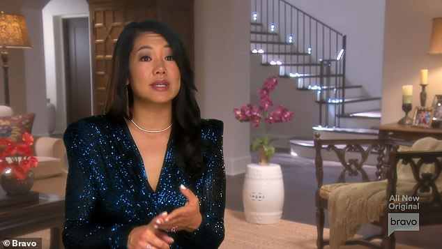 No excuse:'Moving out of your home is not an excuse to attack and act like a crazy person,' Crystal said in a confessional