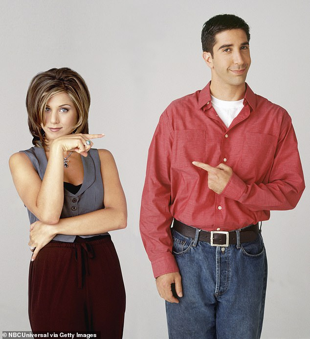 Say what! During the Friends reunion last month, Jennifer Aniston and David Schwimmer confessed that they had crushes on each other while filming
