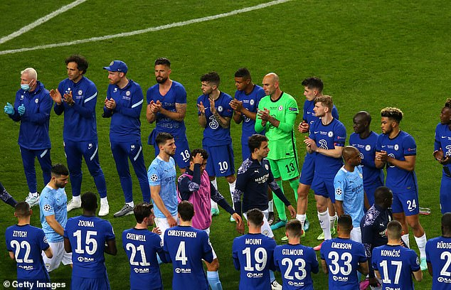 Chelsea vs Manchester City is a key fixture to look out for after the Champions League final