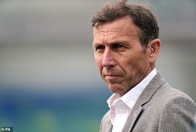 Michael Atherton also weighed into the row and said the way bosses have handled it had led to a 'snooper's charter' on players' social media