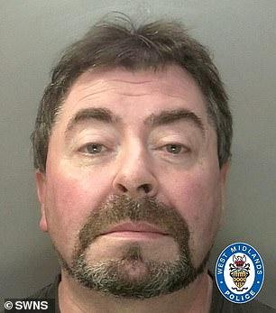 William Nolan, 59, fromErdington, Birmingham