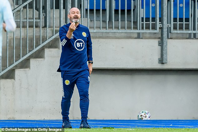 Steve Clarke has built from the back with solid foundations in a three-at-the-back system