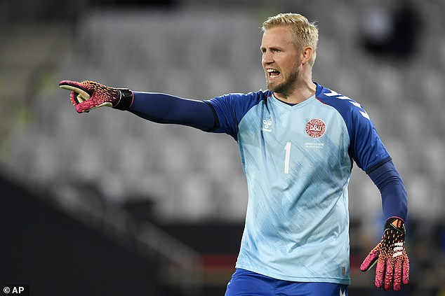 Kasper Schmeichel's leadership will be vital for Denmark if they want to emulate 1992 glory