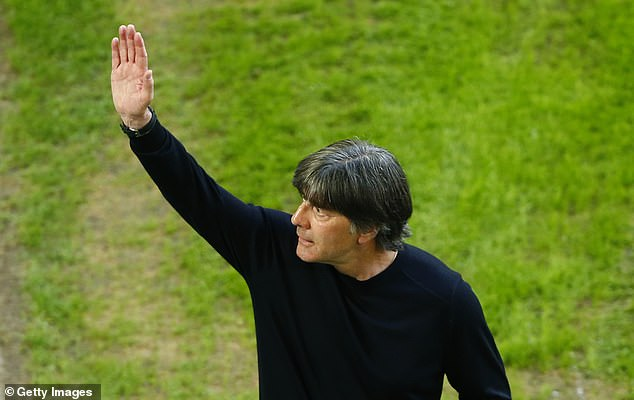 Joachim Low will end his spell as Germany boss this summer and will hope for a good farewell