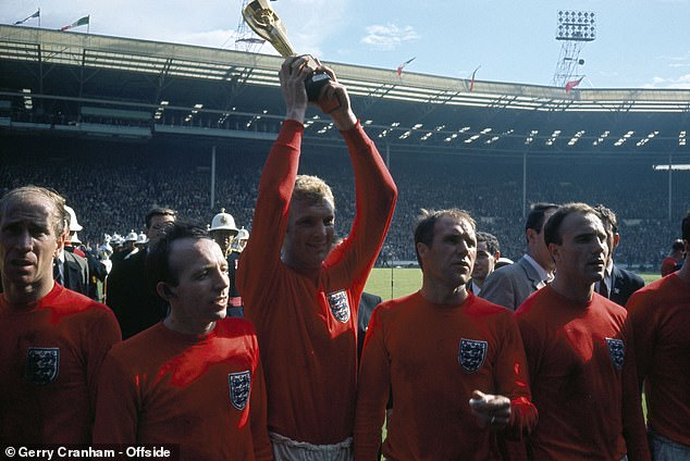 Gareth Southgate's men have the chance to emulate the heroes of the 1966 World Cup
