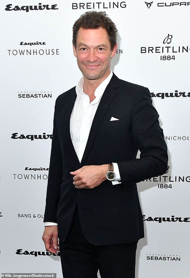 Upcoming: PrinceCharles will reportedly be played by Dominic West (pictured in 2019)